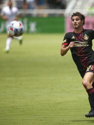 Atlanta empata con Inter Miami 1-1 durante la semana 4 de la MLS. El delantero venezolano, Josef Gonzalez, regresa tras su lesión anotando gol para su equipo, sin embargo, Lewis Morgan igualó el marcador al minuto 77, repartiéndose puntos en Florida.