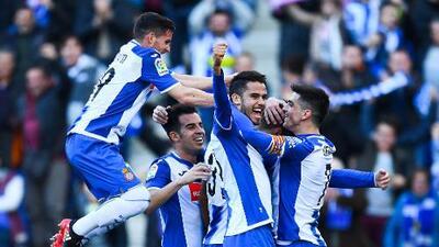 Espanyol con Diego Reyes, suman 3 triunfos al hilo a costa del Málaga