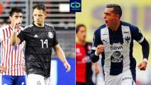 ¿Chicharito o Funes Mori para el Tri en Copa Oro?