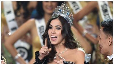 Ex Miss Universo cierra su cuenta de Twitter