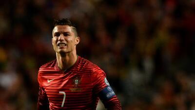 Armenia 2-3 Portugal: Cristiano Ronaldo firma un 'hat trick' y los lusos siguen en la cima