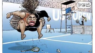 """Polémica caricatura de Serena """"no vulneró las reglas éticas de la prensa"""""""
