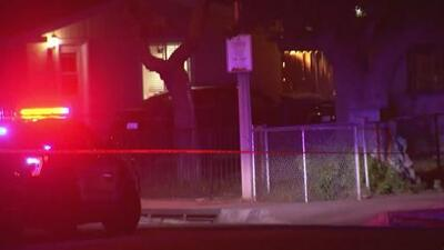 Un menor de 10 años resultó herido de bala durante un tiroteo en el área de Pomona