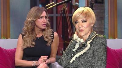 "Lili Estefan decidió ir al médico tras la muerte de Edith González: ""Me quedé mal"""