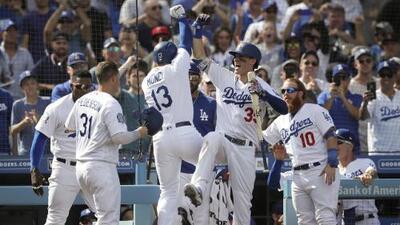 Buehler lanza una joya y los Dodgers son los campeones divisionales del Oeste de la Nacional