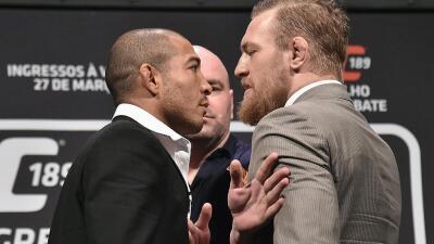José Aldo contra Conor McGregor para UFC 194