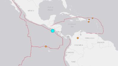 Terremoto de 7.2 sacudió El Salvador sin víctimas ni daños materiales