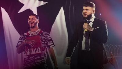 'Delincuente': Anuel y Farruko la rompen con su presentación de Premios Juventud