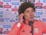 """Guillermo Ochoa: """"el grupo cree mucho en el equipo que tenemos"""""""