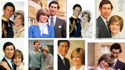 Diana de Gales y el príncipe Carlos medían igual. Pero estas imágenes dicen lo contrario ¿por qué?