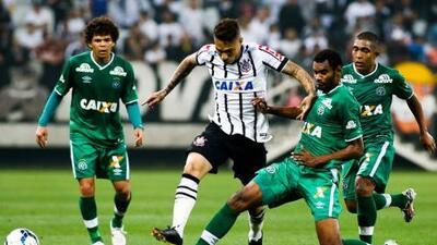 Corinthians y Gremio empatan su partidos en el brasileirao