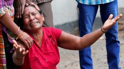 207 muertos y 500 heridos dejan atentados contra hoteles e iglesias de Sri Lanka cuando celebraban misas de Pascua