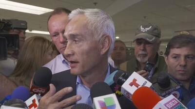 """""""En Venezuela no hay libertad de prensa"""": Jorge Ramos denuncia cómo fue retenido por el régimen de Maduro"""