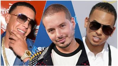 Daddy Yankee, Ozuna y J Balvin se pelean el American Music Award al mejor artista latino