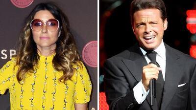 Issabela Camil asegura que fue novia de Luis Miguel pero que no nos contará nada de su relación