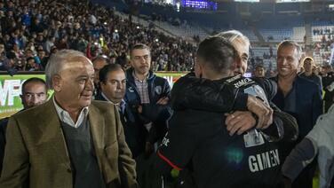 Siboldi no se opuso a la llegada de Marcone a Cruz Azul