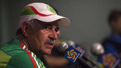 Ricardo Ferretti, nuevo DT interino de México