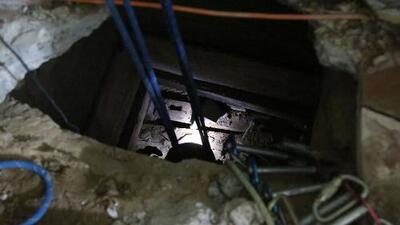 Descubren un túnel transfronterizo en la cocina de un viejo KFC de Arizona que conectaba con un rancho en México