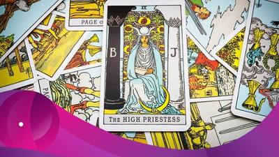 Conoce el significado de la Sacerdotisa en el Tarot