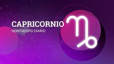 Niño Prodigio - Capricornio 3 mayo 2018