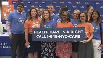 Nueva York pone en marcha el programa de atención médica sin requisitos migratorios