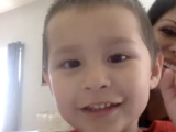 """""""Él está feliz de estar en casa"""": Madre e hijo se reencuentran tras Alerta Amber"""