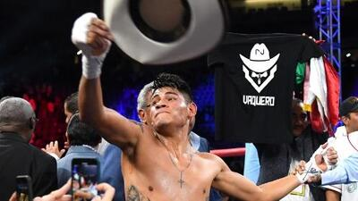 Emanuel Navarrete ya tiene rival para el 14 de septiembre