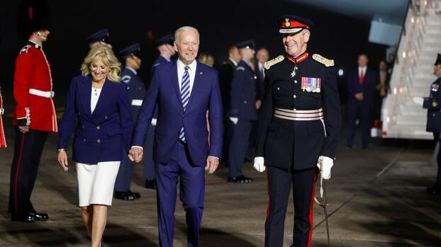 """Biden desde Reino Unido: """"Me reuniré con Putin para hacerle saber lo que quiero que sepa"""""""