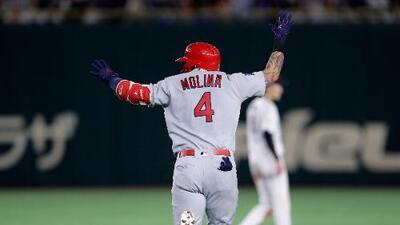 Los All-Stars de la MLB por fin vencieron a la selección de Japón