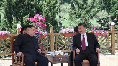 El líder norcoreano Kim Jong Un regresa a China para afianzar sus lazos con Xi Jinping