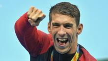Estas son las mejores frases de Michael Phelps