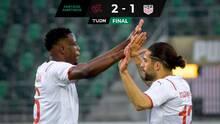 Suiza venció a Estados Unidos y le cortó su invicto de nueve partidos
