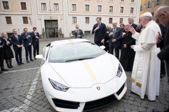 15 famosos fanáticos de Lamborghini