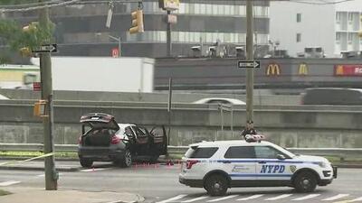 Enmascarados matan a un hombre tras aparente disputa en un estacionamiento de salas de cine