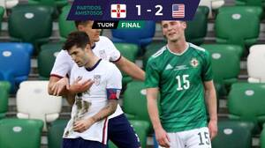 Reyna y Pulisic dieron triunfo al Team USA sobre Irlanda del Norte