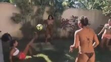 Brasileñas dieron cátedra de técnica y dominio de balón en Río de Janeiro