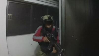 """Video: Primeras imágenes del operativo que permitió capturar a """"El Chapo"""""""