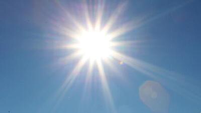 Calor, poca nubosidad y sin precipitaciones, el pronóstico del tiempo para este viernes en Houston