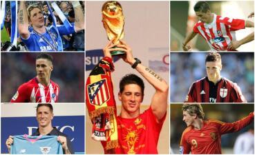 El legado de Fernando Torres, el 'Niño' que se hizo gigante en el fútbol europeo