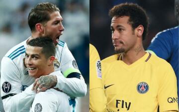 En fotos: así quedaron las llaves de octavos de final de la Champions League