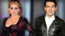 Elizabeth Álvarez no puede creerle a Jorge Salinas todo lo que le dice