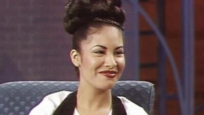 Selena Quintanilla no soñaba con ser cantante, quería ser diseñadora de modas
