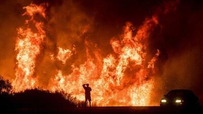 Alerta morada: Los incendios en California alcanzan un nivel sin precedentes