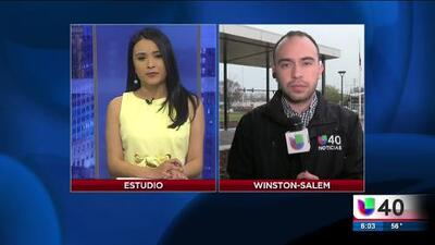 Líderes hispanos hablan con alguacil del Condado de Forsyth