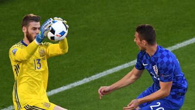 Croacia vs. España en vivo, horario y como ver el partido de la Liga.