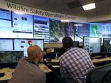 PG&E restablece la electricidad para los 345,000 clientes afectados por los apagones en California