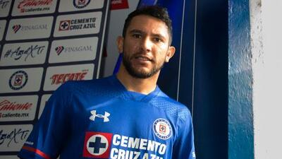 Walter Montoya será la primera baja de Cruz Azul para el Clausura 2019
