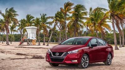 Este es el nuevo Nissan Versa SR 2020