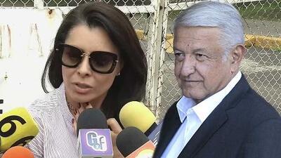 Yadhira Carrillo le envió un contundente mensaje a Andrés Manuel López Obrador por el caso de su esposo
