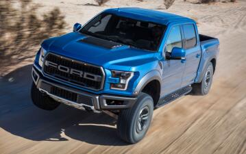 Mejoraron lo inmejorable: Ford F-150 Raptor 2019